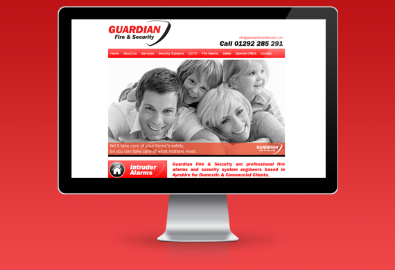 Guardian Fire & Security - Ayr